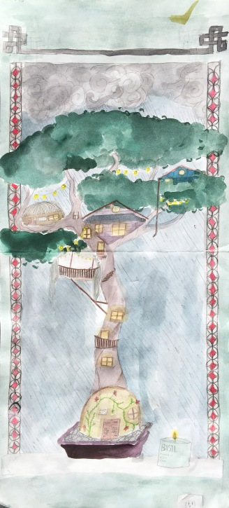 SKBK tree house MyLinh