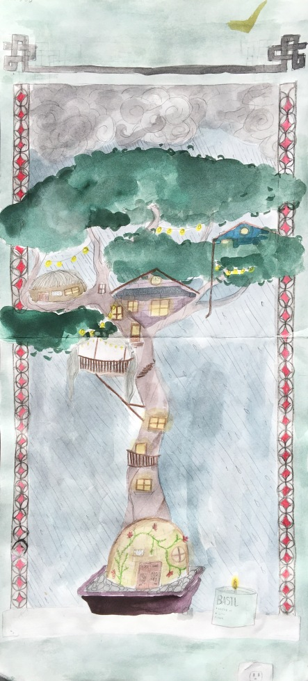 SKBK tree house MyLinh