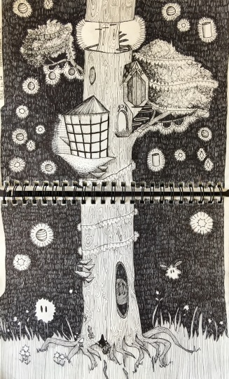 Treehouse SKBK - Hannah