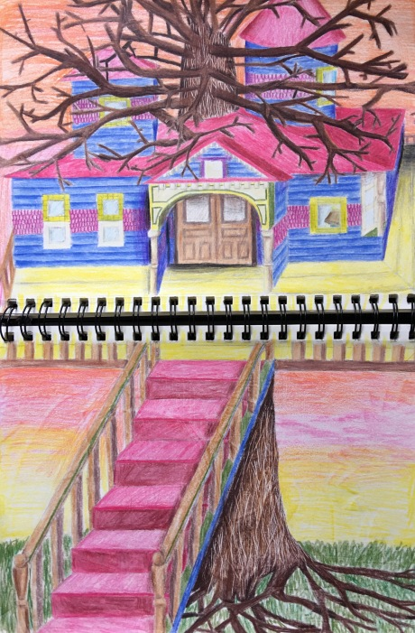 SKBK Tree House c 2021 Katie Rose