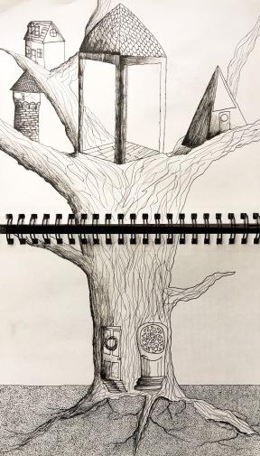 SKBK Tree House c 2021 Maeve