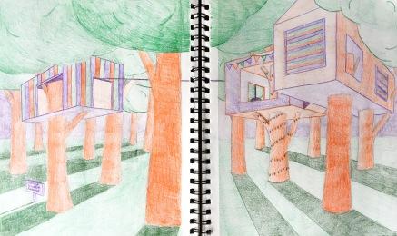 SKBK Tree House c 2021 Maggie