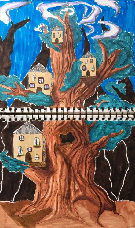 SKBK Tree House c2021 Allie