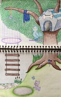 SKBK Tree House c2021 Kiernan
