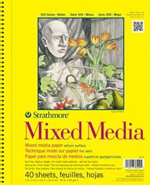 Mixed Media Sketchbook