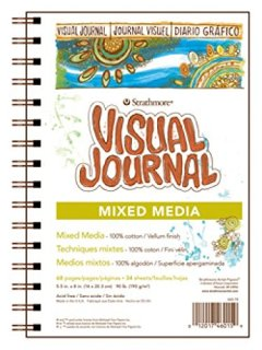 visual journal example 2