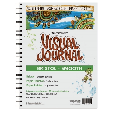 visual journal example
