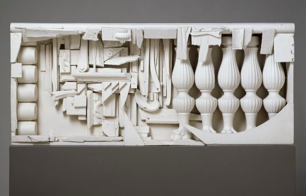 louise nevelson sample