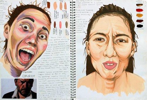 Visual Study Sample D