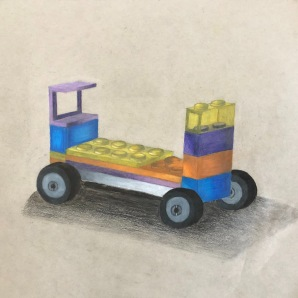 SP Linear Perspective LEGO Ashley Sanchez