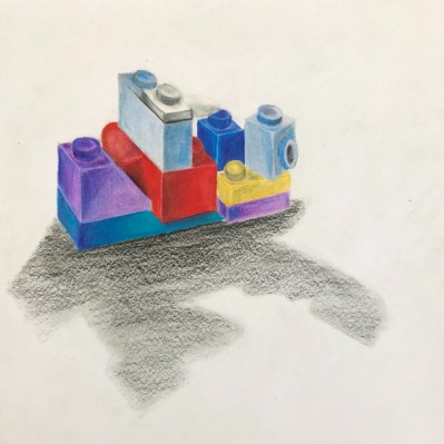 SP Linear Perspective LEGO B