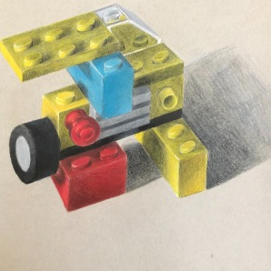SP Linear Perspective LEGO